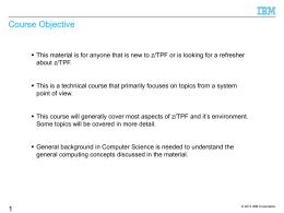 IBM Brand Template