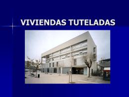 VIVIENDAS TUTELADAS