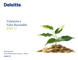 Pulso IFRS 2010 Acelerando el paso