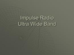 IR-UWB