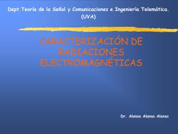Medidas Antenas Valladolid 2004