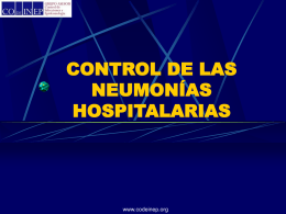 Medidas de Control: Cateter Venoso Periferico