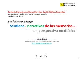 Diapositiva 1 - El Comunicador