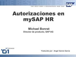 SAP Redesign