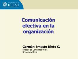 FORMACION DE FORMADORES - Universidad Icesi