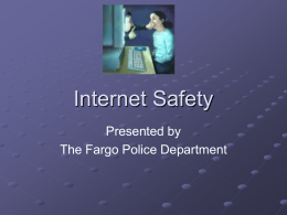 Internet Safety - Red River Children's Advocacy Center