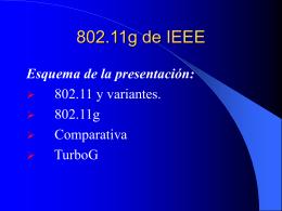 802.11 (I)