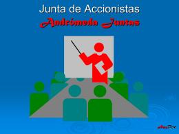 ASEDOC GESTION DE ACCIONISTAS