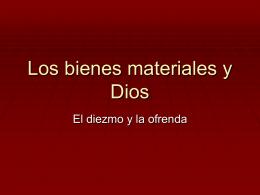 GUERRA ESPIRITUAL - Primera Iglesia Bautista Hispana de