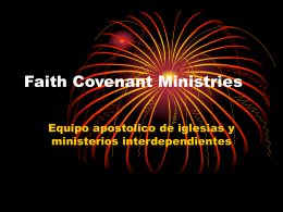 Faith Covenant Ministries