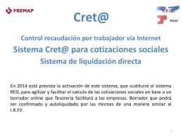 Diapositiva 1 - FREMAP - Mutua Colaboradora con la