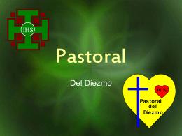 Pastoral del Diezmo