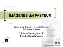 INICIO - Hospital Pasteur
