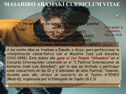 CAMAREON DE MASAHIRO