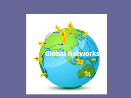 Global Network - SLC Geog A Level Blog