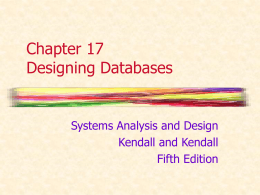 Chapter 17 Designing Effective Input