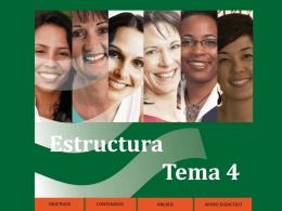 Estructura Tema 4