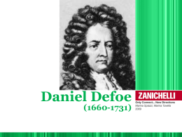 17. DANIEL DEFOE - DIGILA