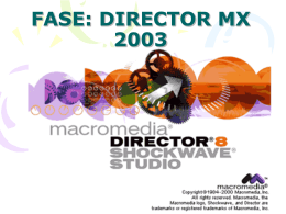 FASE: DIRECTOR MX 2003