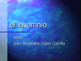 el insomnio - .:: GEOCITIES.ws