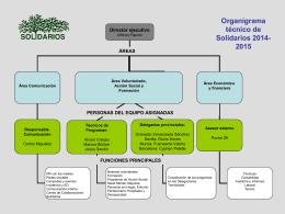 Diapositiva 1 - Solidarios para el Desarrollo