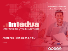 INTEDYA Internacional Dynamic Advisors