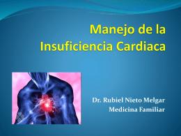 Manejo de la Insuficiencia Cardiaca