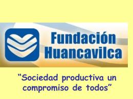 Fundacion Huancavilca