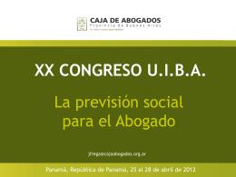 Diapositiva 1 - ..:::B+C Consultores::..