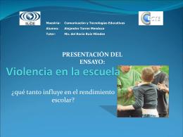 Diapositiva 1 - Alejandro Torres Weblog