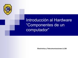 Diapositiva 1 - Centro de Recursos educativos LLCM