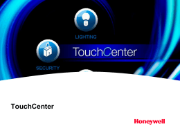 TouchCenter - Ameritech Systems