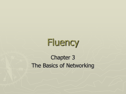 Fluency - My.msmc.edu