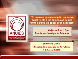 Diapositiva 1 - ENP Plantel 8