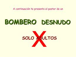 AG2- Bombero desnudo