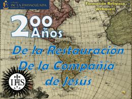 Diapositiva 1 - Portal del Colegio de la Inmaculada