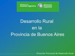 Articulaciones Interinstitucionales para el Desarrollo Local