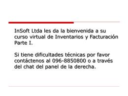 INVENTARIOS - Software Especializado En Contabilidad De