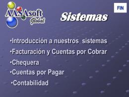 Sistemas AasaSoft