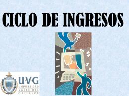 Diapositiva 1 - Aula Virtual UVG CP Arturo P.H