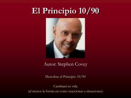 AG3- Principio 10/90