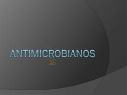 ANTIMICROBIANOS - Pixelnet e