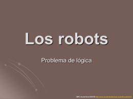 Los robots - Light Bulb Languages HOME
