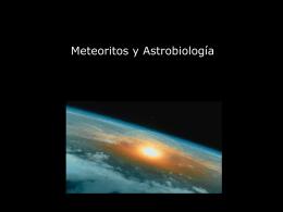 Meteoritos de Marte
