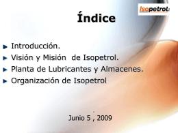 Estudio de Mercado Lubricantes en Venezuela