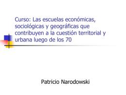Patricio Narodowski