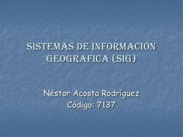 TIPOS DE INFORMES - IHMC Public Cmaps