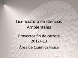 Diapositiva 1 - Universidad Pablo de Olavide, de Sevilla