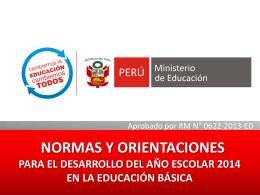Diapositiva 1 - Ugel 05 - San Juan de Lurigancho