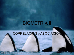 BIOMETRIA II